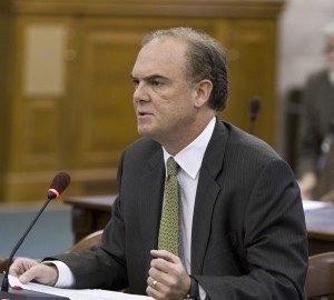 Christie DEP Commissioner Bob Martin