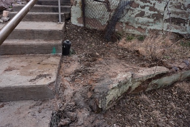 here is the source of the raw sewage that was pumped out onto public streets