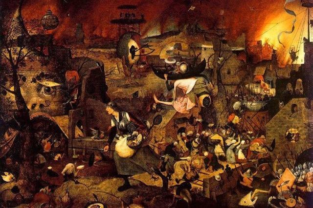 Bosch  (1450 - 1516)