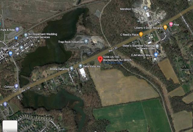 Jones Farm, on Rt. 130, Mansfield NJ